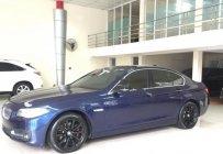 Bán BMW 5 Series đời 2016, màu xanh lam, xe nhập giá 1 tỷ 750 tr tại Hà Nội