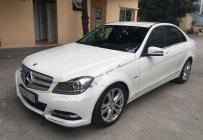 Cần bán lại xe Mercedes C200 năm 2012, màu trắng, giá chỉ 720 triệu giá 720 triệu tại Hà Nội