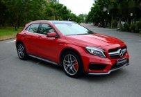 Bán xe Mercedes GLA45AMG đời 2014, màu đỏ, xe nhập giá 1 tỷ 570 tr tại Tp.HCM