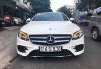 Cần bán Mercedes E300 AMG model 2018, màu trắng siêu lướt giá 2 tỷ 650 tr tại Hà Nội