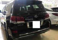 Bán xe Lexus LX570 sản xuất năm 2015, màu đen, xe nhập Nhật rất mới giá 5 tỷ 500 tr tại Hà Nội