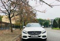 Bán xe Mercedes C200 2.0AT sản xuất 2015, màu trắng, xe nhập giá 1 tỷ 160 tr tại Hà Nội