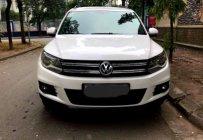 Cần bán Volkswagen Tiguan 2.0 AT sản xuất 2011, màu trắng, nhập khẩu nguyên chiếc giá 670 triệu tại Hà Nội
