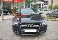 Audi A8 4.2 Quattro, SX 2010, đăng kí 2011, màu xanh, nhập nguyên chiếc tại Đức giá 2 tỷ 50 tr tại Hà Nội