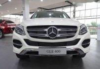 Bán Mercedes GLE 400 4MATIC đời 2018, màu trắng, xe nhập giá 3 tỷ 599 tr tại Tp.HCM