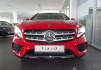 Bán xe Mercedes GLA 250 4MATIC đời 2018, màu đỏ, xe nhập giá 1 tỷ 859 tr tại Tp.HCM