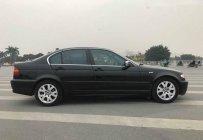Bán BMW 3 Series 318i AT đời 2004, màu đen, xe nhập giá 258 triệu tại Hà Nội