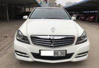Chính chủ bán Mercedes C250 đời 2011, màu trắng, bản Full giá 745 triệu tại Hà Nội
