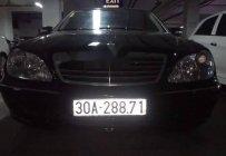 Bán ô tô Mercedes S350 đời 2003, màu đen, xe nhập giá 450 triệu tại Tp.HCM