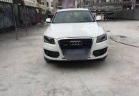 Bán Audi Q5 2.0 AT năm sản xuất 2012, màu trắng, nhập khẩu giá 1 tỷ 290 tr tại Hà Nội