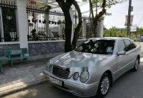 Cần bán gấp Mercedes E240 sản xuất 2001, màu bạc, nhập khẩu giá 192 triệu tại Tp.HCM