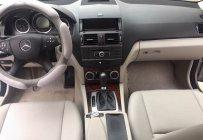 Bán xe Mercedes C250 sản xuất năm 2010 màu xám ghi, giá cạnh tranh giá 615 triệu tại Hà Nội