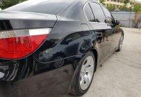 Cần bán BMW 5 Series 525i năm 2005, màu đen, nhập khẩu nguyên chiếc giá 468 triệu tại Hà Nội