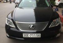 Bán Lexus LS 4.6 AT năm sản xuất 2008, màu đen, nhập khẩu  giá 1 tỷ 380 tr tại Hà Nội