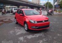 Bán xe Volkswagen Polo Sedan, màu đỏ, nhập khẩu, tặng BHVC+dán 3M. LH Hương: 0902.608.293 giá 695 triệu tại Tp.HCM