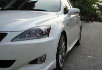 Cần bán Lexus IS 250 Fsport sản xuất 2007, màu trắng, xe nhập giá 790 triệu tại Tp.HCM