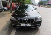 Cần bán lại xe BMW 7 Series 750Li năm sản xuất 2012, màu đen, nhập khẩu giá 1 tỷ 780 tr tại Hà Nội