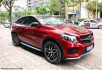 Bán Mercedes GLE43 AMG màu đỏ, chính chủ, chạy lướt giá tốt giá 4 tỷ 239 tr tại Hà Nội