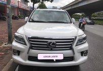 Xe Lexus LX 570 đời 2013, màu trắng, nhập khẩu, chính chủ giá 4 tỷ 700 tr tại Hà Nội