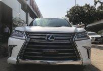 Cần bán Lexus LX 570 đời 2017, màu trắng, nhập khẩu chính hãng giá 7 tỷ 850 tr tại Hà Nội