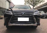 Bán Lexus LX 570 đời 2016, màu đen, nhập khẩu chính hãng, như mới giá 7 tỷ 250 tr tại Hà Nội
