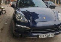 Cần bán Porsche Cayenne sản xuất 2012, màu xanh lam, nhập khẩu xe gia đình giá 2 tỷ 280 tr tại Hà Nội