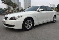 Cần bán gấp BMW 5 Series 523i đời 2010, màu trắng, nhập khẩu chính chủ giá 699 triệu tại Hà Nội