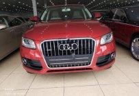 Bán ô tô Audi Q5 2.0 đời 2015, màu đỏ, nhập khẩu giá 2 tỷ 276 tr tại Hà Nội