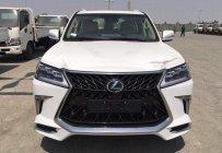 Cần bán Lexus LX đời 2018, màu trắng, nhập khẩu giá 9 tỷ 50 tr tại Hà Nội