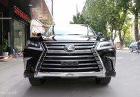 Bán xe Lexus LX 570 2018 mầu đen huyền thoại giá 9 tỷ 50 tr tại Hà Nội
