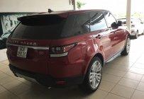 Cần bán LandRover Sport 3.0 HSE năm 2015, màu đỏ, xe nhập giá 4 tỷ 90 tr tại Hà Nam