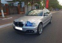 Cần bán xe BMW 3 Series 318i 2002, màu bạc, nhập khẩu nguyên chiếc còn mới giá 215 triệu tại BR-Vũng Tàu