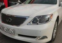 Chính chủ bán ô tô Lexus LS 460L năm sản xuất 2006, màu trắng giá 1 tỷ 80 tr tại Hà Nội