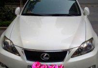 Chính chủ bán xe Lexus IS 250C sản xuất năm 2009, màu trắng, nhập khẩu giá 1 tỷ 186 tr tại Hà Nội