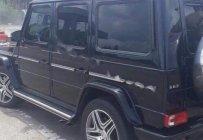 Bán Mercedes G63 sản xuất năm 2015, màu đen, nhập khẩu giá 7 tỷ 390 tr tại Hà Nội