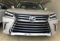 Cần bán Lexus LX 570 đời 2018, màu vàng, nhập khẩu nguyên chiếc giá 9 tỷ 150 tr tại Hà Nội