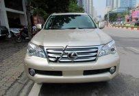 Bán Lexus GX 460 đời 2011, màu vàng, xe nhập giá 2 tỷ 480 tr tại Hà Nội