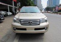 Bán ô tô Lexus GX 460 đời 2011, màu vàng, nhập khẩu giá 2 tỷ 480 tr tại Hà Nội