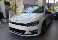 Chỉ cần trả trước 365 triệu để rước Volkswagen Scirocco GTS đời 2018, nhập khẩu, màu trắng giá 1 tỷ 499 tr tại Khánh Hòa