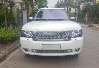 Bán LandRover Range Rover autobiography đời 2010, màu trắng, nhập khẩu nguyên chiếc giá 2 tỷ 100 tr tại Hà Nội