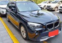 Cần bán BMW X1 SDrive 18i đời 2010, màu đen, xe nhập giá 570 triệu tại Tp.HCM