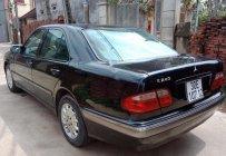 Bán Mercedes E240 năm 2000, màu đen, nhập khẩu   giá 160 triệu tại Bắc Ninh