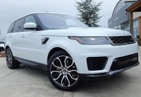 Range Rover HSE Supercharged sản xuất 2018  màu trắng, nhập khẩu Mỹ giá 6 tỷ 860 tr tại Hà Nội