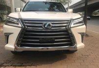Cần bán lại xe Lexus LX 570 sản xuất 2016, màu trắng, nhập khẩu giá 7 tỷ 200 tr tại Hà Nội