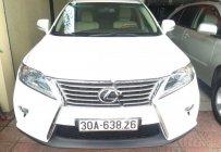 Salon bán Lexus RX 350 AWD 2010, màu trắng, nhập khẩu giá 1 tỷ 920 tr tại Hà Nội