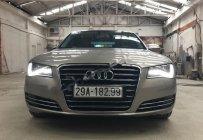 Bán Audi A8 L 4.2 V8 đời 2011, màu vàng, xe nhập chính chủ giá 2 tỷ 300 tr tại Hà Nội