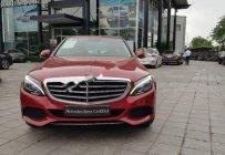 Bán ô tô Mercedes C 250 Exclusive năm 2016, màu đỏ số tự động giá 1 tỷ 430 tr tại Hà Nội