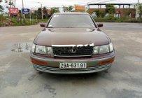 Bán Lexus LS 400 đời 1994, màu đỏ, nhập khẩu   giá 199 triệu tại Hà Nội