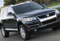 Cần bán xe Volkswagen Touareg năm 2008, màu đen, nhập khẩu nguyên chiếc giá 850 triệu tại Tp.HCM