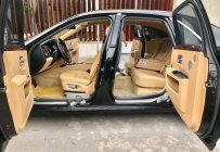 Chính chủ bán xe Rolls-Royce Ghost EWB 6.6 W12 2011, màu đen, nhập khẩu giá 10 tỷ 899 tr tại Hà Nội